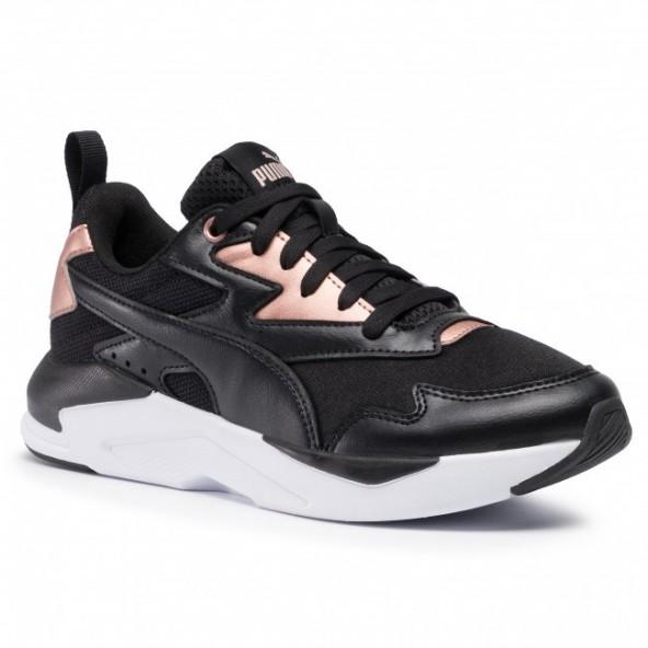 Puma X-Ray Lite Wmn's Metallic 374737-01 παπούτσι μαύρο