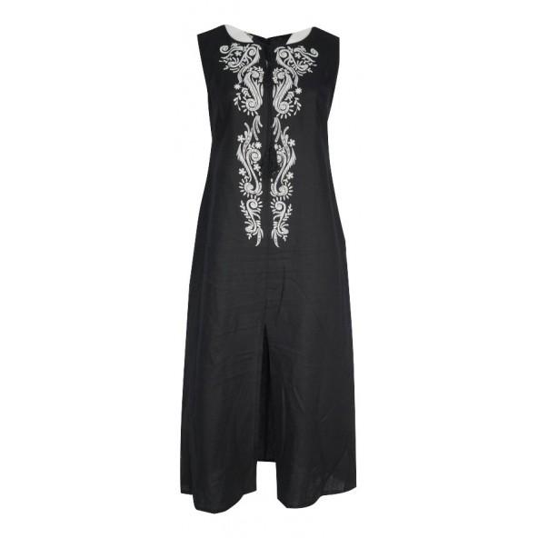 Mara's AK20/2087 φόρεμα μαύρο