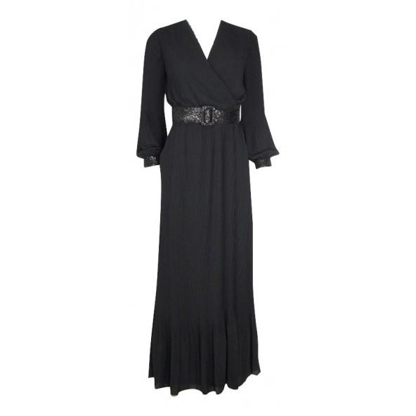 Passager 78408 φόρεμα μαύρο