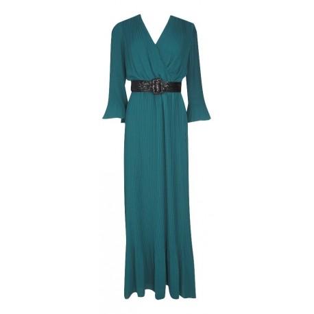 Passager 78408 φόρεμα κυπαρισσί
