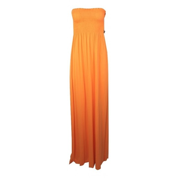 Lynne 129-511145 φόρεμα πορτοκαλί