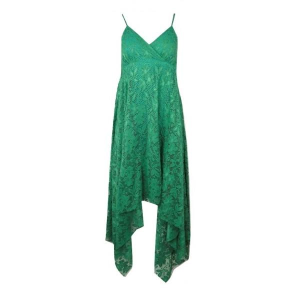 Bsb 127-111171 φόρεμα πράσινο