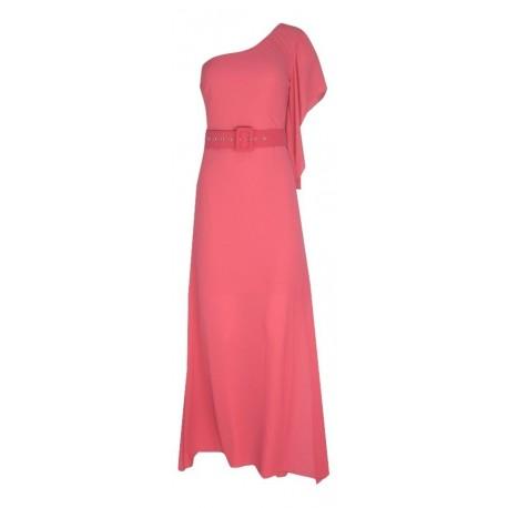 CECILIA A20P129 Φόρεμα φουξ