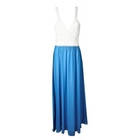 Bibibo2 21.17.0249 Φόρεμα μπλε ρουά