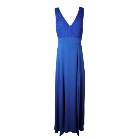 Toi-moi 50-3268-17 φόρεμα μπλε ρουά