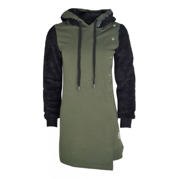 Paco 205685 dress khaki