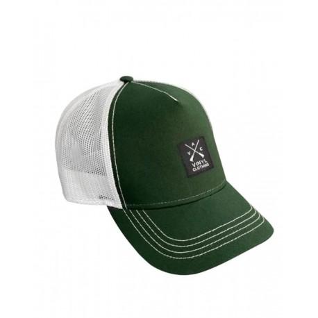 Vinyl art 537 καπέλο πράσινο