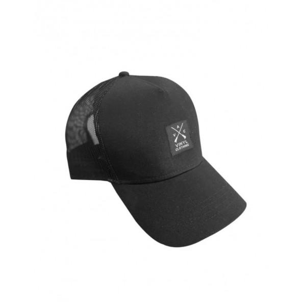 Vinyl art 2571 καπέλο μαύρο