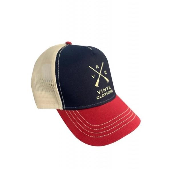 Vinyl art 257 καπέλο μπλε