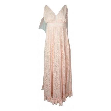 Princess 302/6518 φόρεμα σομόν