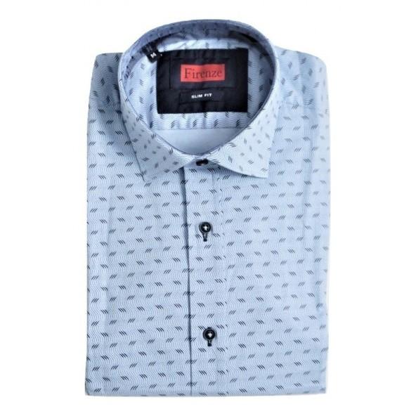 Firenze 019-1131 178 shirt blue