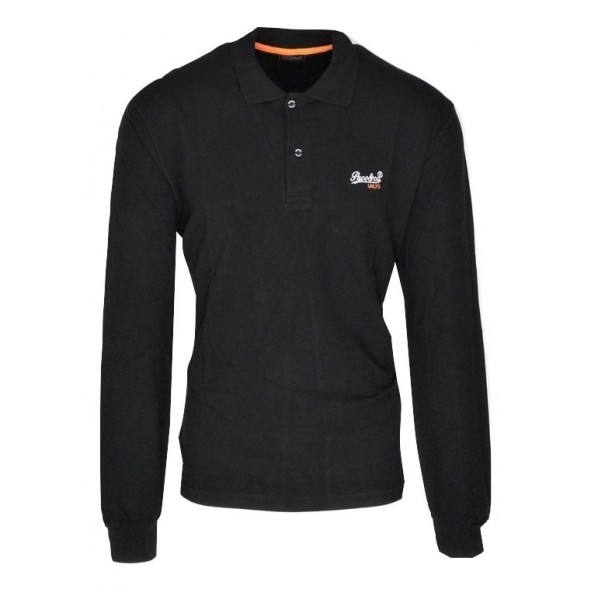 Paco 200302 t-shirt polo black