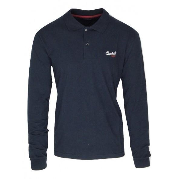 Paco 200302 t-shirt polo navy