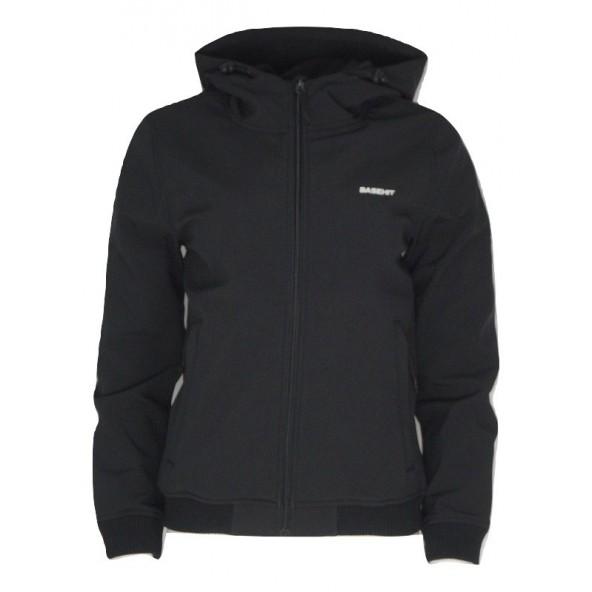 Basehit 202.BW11.88 jacket bd black