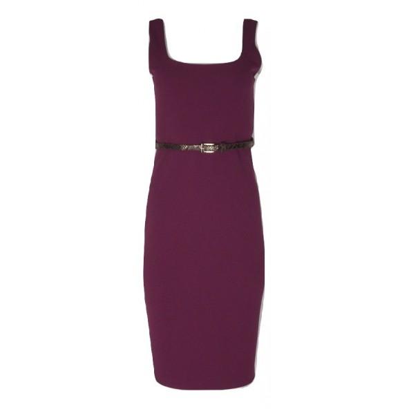 Enzzo 192200 φόρεμα μώβ