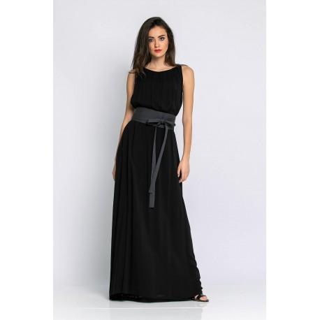 Noobass B15-37 black φόρεμα