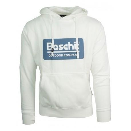 Basehit 202.BM20.10 φούτερ white