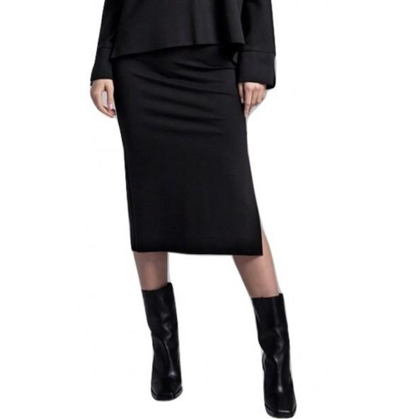 Moutaki 20.02.109 φούστα black