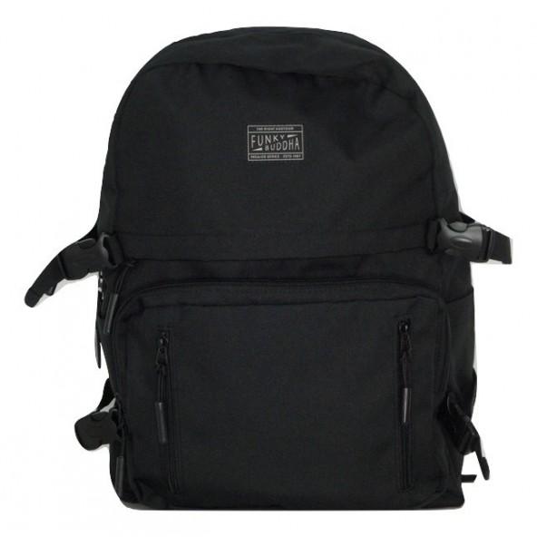 Funky buddha FBM002-064-10 backpack black
