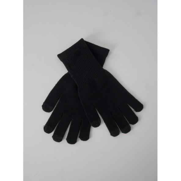 Vero moda 10114225 γάντια μαύρα