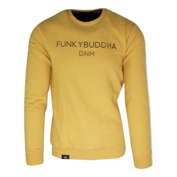 FUNKY BUDDHA FBM002-004-06 LT MUSTARD ΦΟΥΤΕΡ