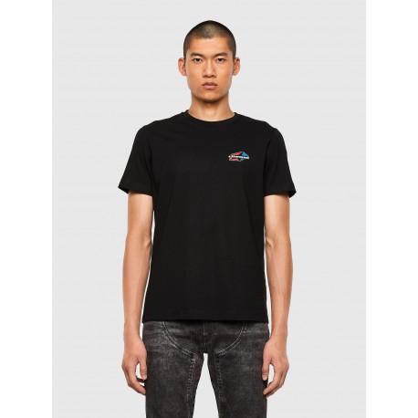 DIESEL T-DIEGOS A00797-0AAXJ-9XX μπλούζα
