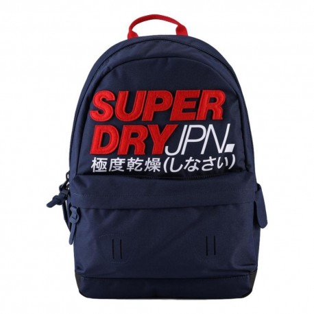 Superdry M9110117A 11S MONTAUK MONTANA BACKPACK BLUE NAVY