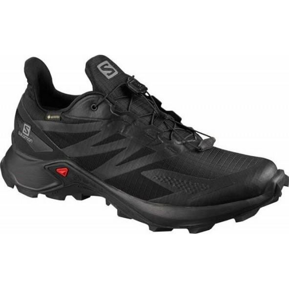 Salomon SUPERCROSS BLAST GTX 411085 BLACK/BLACK