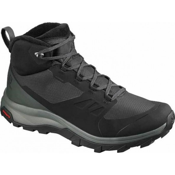 Salomon OUTsnap CSWP 411100 BLACK/URBAN CHIC
