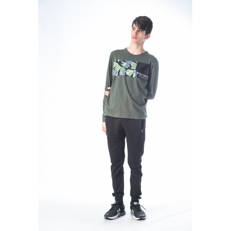 Paco 202641 μπλούζα khaki