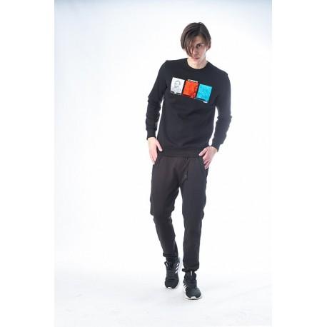 Paco 202535 μπλούζα black