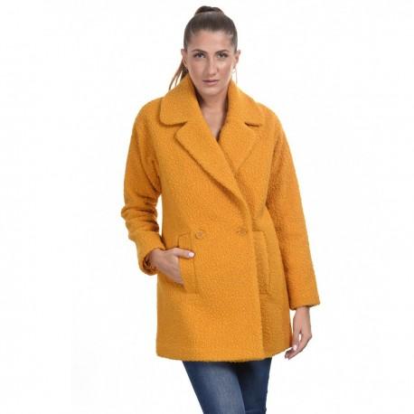 Splendid 44-101-029 demi παλτό κίτρινο