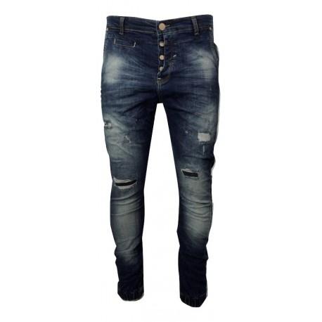 Senior 325 blue JEAN παντελόνι.
