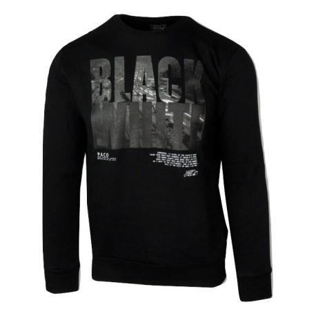 Paco 202528 φούτερ black
