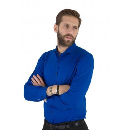 Stefan 9037-F/W 21shirt blue royal