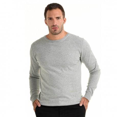 Smart 44-206-024 πλεχτή μπλούζα γκρί