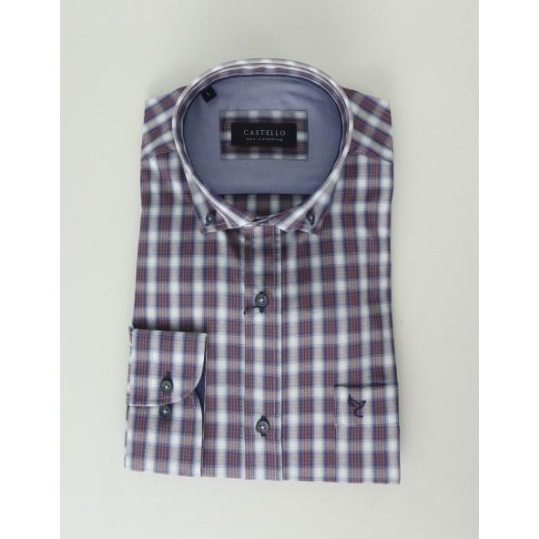 Castello 020-3000 2042 πουκάμισο