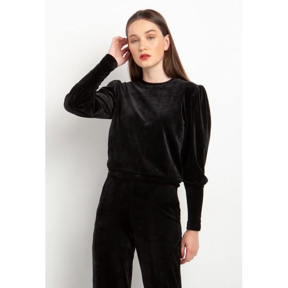 Desiree 17.33051 black Μπλούζα