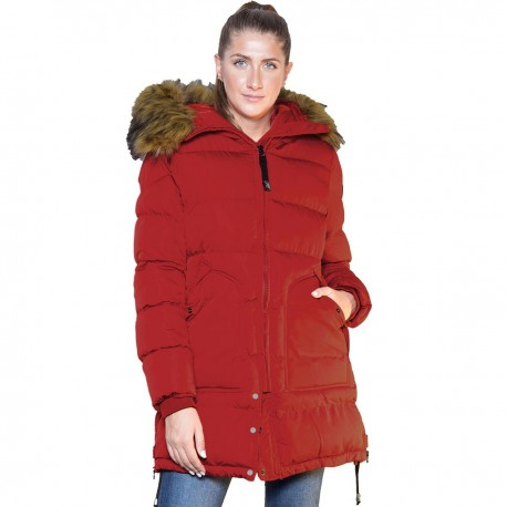 Splendid 42-101-011 red Μπουφάν