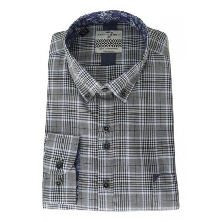 Dario beltran 3VG HAZA 1050 shirt καρό