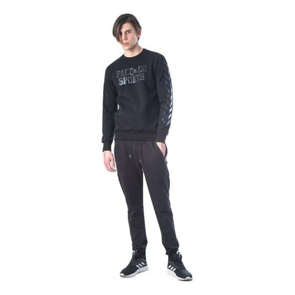 Paco 202530 Μπλούζα Μαύρο