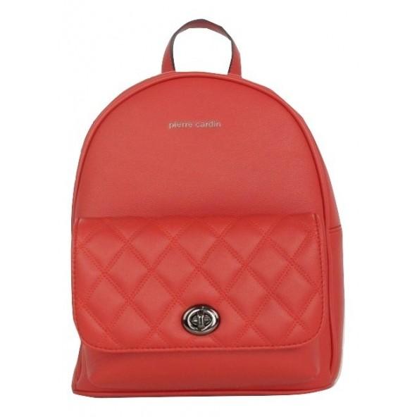 Pierre cardin 182049 july04 red Backbag