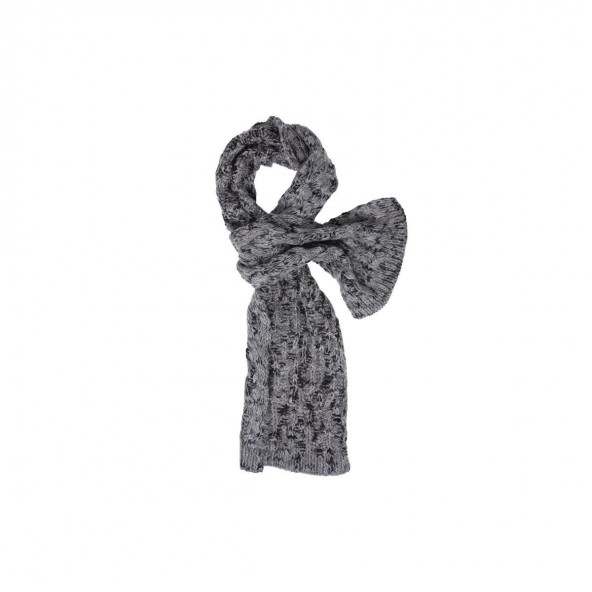 Biston 38-501-003 κασκόλ dark grey