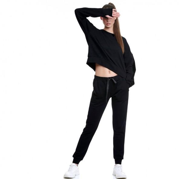 Bodytalk 1202-909500 00100 παντελόνι black