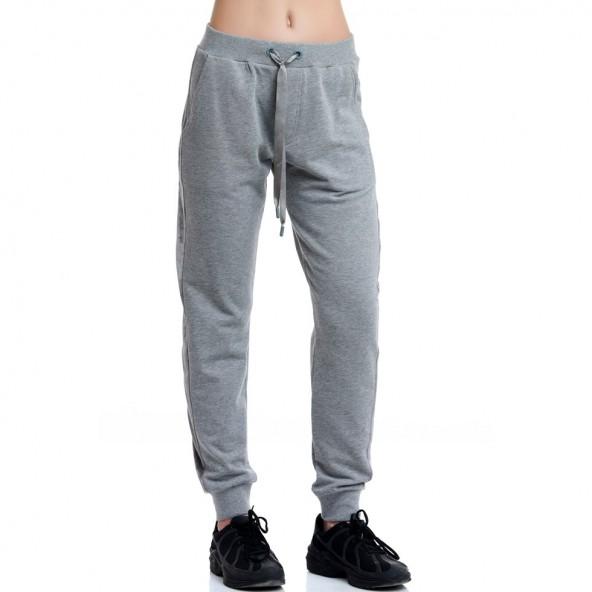 Bodytalk 1202-906500 Παντελόνι jogger Γκρι