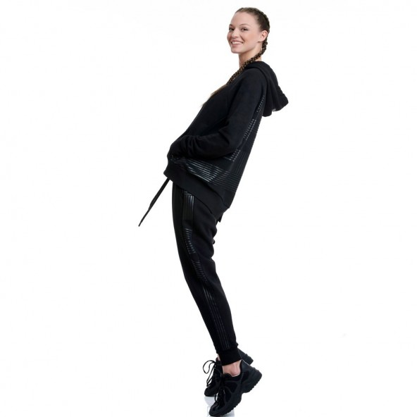 Bodytalk 1202-904900 παντελονι μαυρο