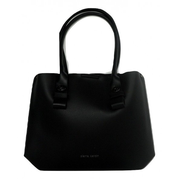 Pierre cardin 8441 rx108 black Τσάντα