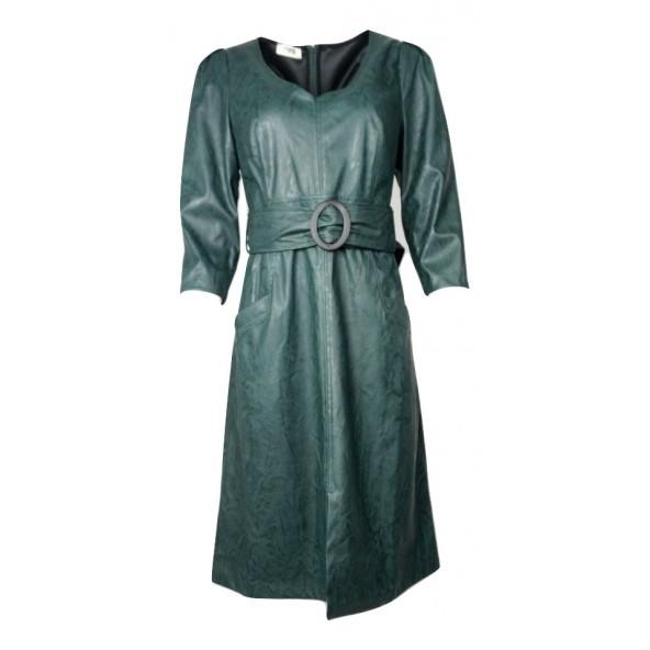MARA'S COLLECTION X21/4084 DK GREEN Φόρεμα