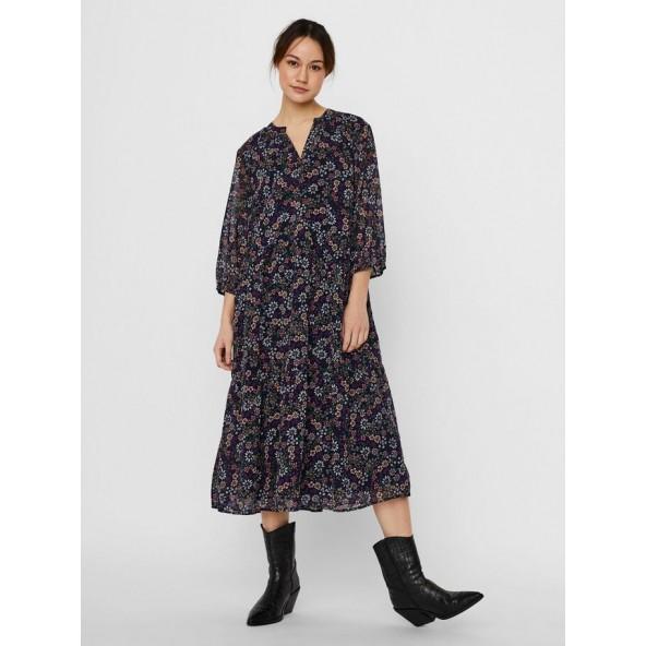 Vero moda 10248970 φορεμα φλοραλ