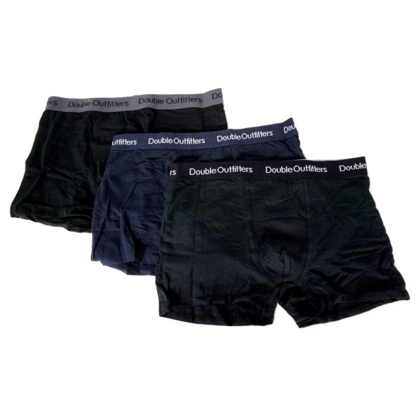 Double boxer brief 3pack